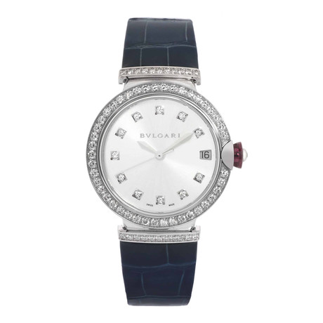 Bulgari Ladies Lvcea Automatic // LUW33C6GDLD-11 // Store Display