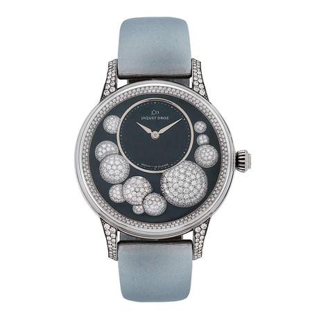 Jaquet Droz Ladies Petite Heure Minute Celeste Automatic // J005024530 // Store Display