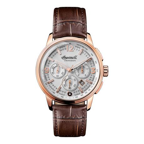 Ingersoll Regent Chronograph Quartz // I00101