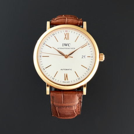 IWC Portofino Automatic // IW356504 // Store Display