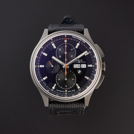 Ball Chronograph Automatic // CM3010C-P1CJ-BK // New