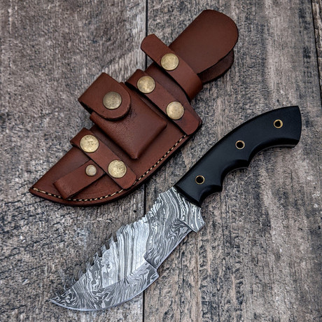 Traditional Damascus Tracker