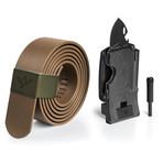 Survival Belt // Classic Brown