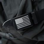 Survival Belt // Black Flag