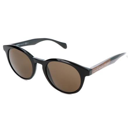Men's 0912 Sunglasses // Crystal Black