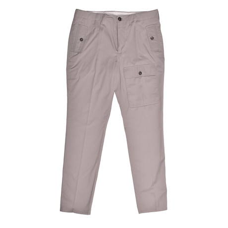 Cargo Dress Pants // Beige (30WX32L)