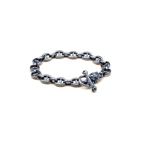 Elisa Bracelet // Silver