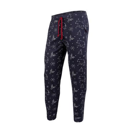 Long PJ Pants // Stargazing (S)