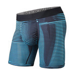 Entourage Boxer Brief // X-Ray Teal (M)