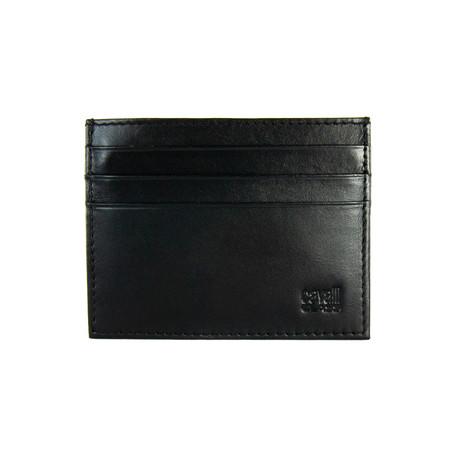 Cavalli Class // Cardholder Wallet // Black
