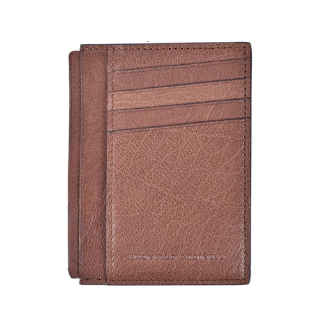 Card Holder // Brown