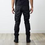 "Tepphar Slim Carrot Jeans // Black // 30"" Inseam (26WX30L)"