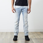 "Thavar Slim Skinny Jeans // Light Blue // 32"" Inseam (30WX32L)"