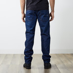 "Belther Reg Slim Tapered Jeans // Dark Blue // 30"" Inseam (26WX30L)"