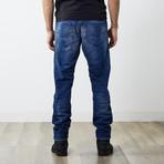 "Tepphar I Slim Carrot Jeans // Blue // 32"" Inseam (31WX32L)"