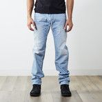 """Belther Reg Slim Tapered Jeans // Light Blue // 32"""" Inseam (28WX32L)"""