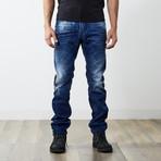 "Thavar II Slim Skinny Jeans // Dark Blue // 32"" Inseam (29WX32L)"