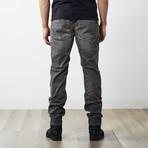 """Iakop Reg Slim Tapered Jeans // Medium Dark Gray // 30"""" Inseam (27WX30L)"""