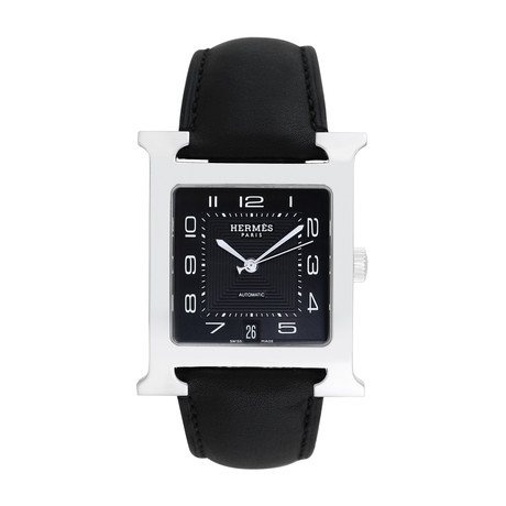 Hermes H Hour Automatic // Pre-Owned