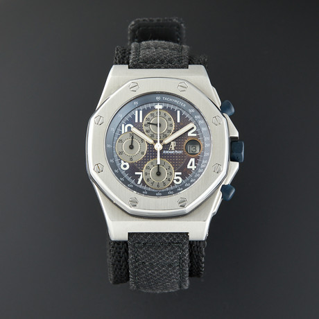 Audemars Piguet Royal Oak Offshore Chronograph Automatic // 25770ST.OO.A001KE.01 // Pre-Owned