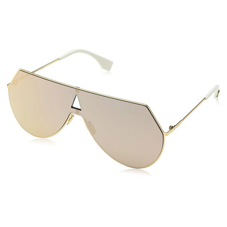 Men's 0193 Sunglasses // Rose Gold