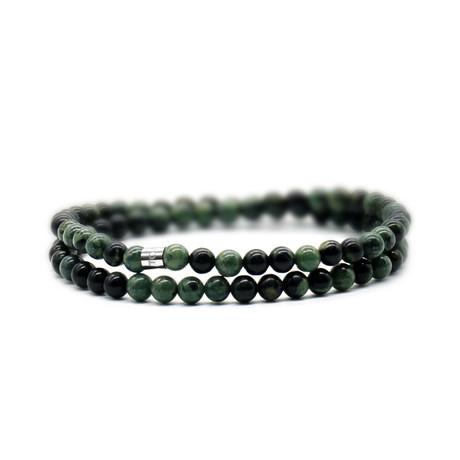 Envy Skinny Bracelet // Green