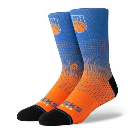 Knicks Gaming 2K Socks // Blue (S)