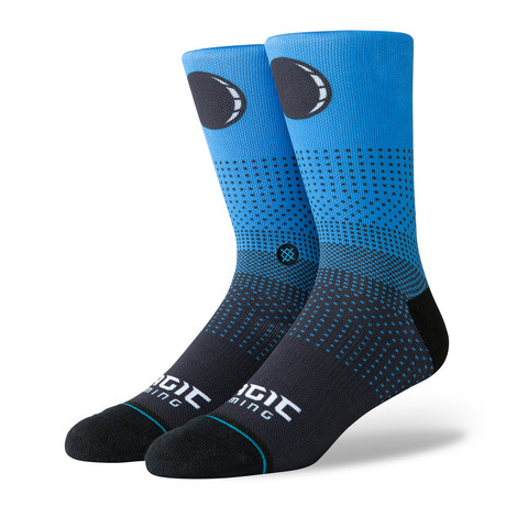 Magic Gaming 2K Socks // Blue (M)