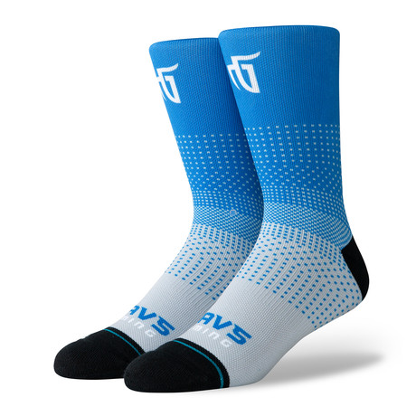 Mavs Gaming 2K Socks // Blue (M)