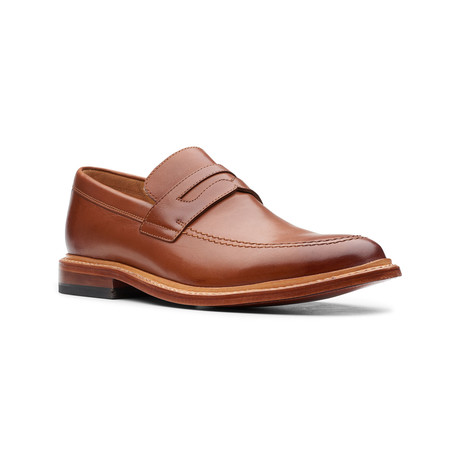 Commonwealth // No16 Soft Way // Dark Tan Leather (US: 7)