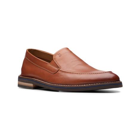 Commonwealth // Dezmin Step // Tan Leather (US: 7)