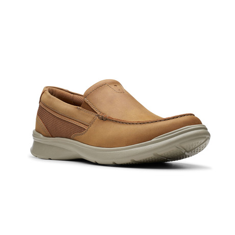 Clarks Collection // Cotrell Easy // Tan Combi (US: 7)