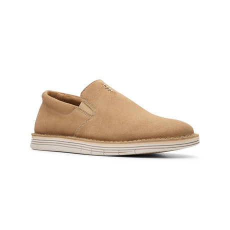 Clarks Collection // Forge Free // Dark Sand Suede (US: 7)