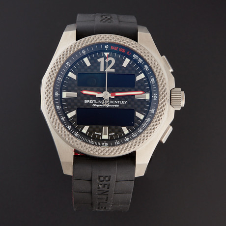 Breitling Bentley Supersports B55 Quartz // EB552022/BF47 // Pre-Owned