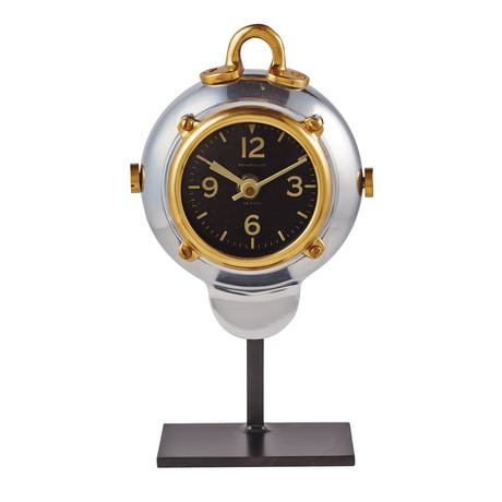 Diver Table Clock