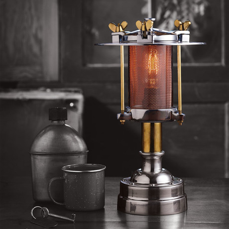 Cascade Lamp (Without Bulb)