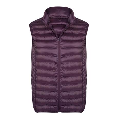 Max Vest // Purple (S)