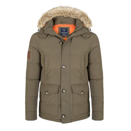 Quinlan Coat // Khaki (S)
