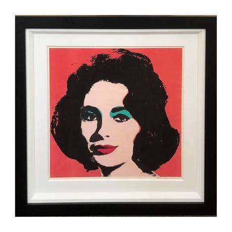 Andy Warhol // Liz II.7 // 1964