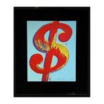 Andy Warhol // $ (1) II.279 // 1982