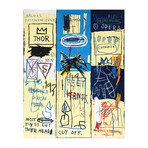 Jean-Michel Basquiat // Charles the First // 1982/2005