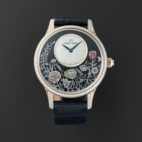Jaquet Droz Ladies Petite Heure Automatic // J005014211 // Store Display