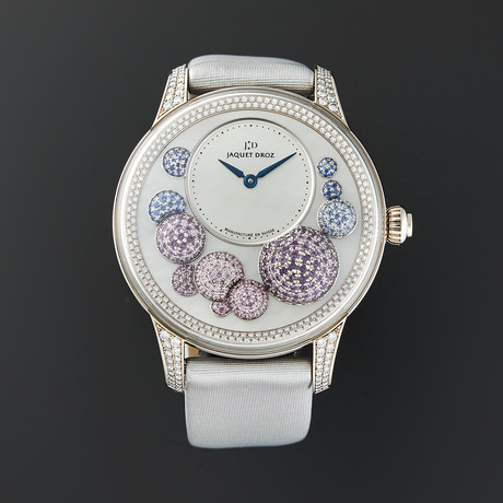 Jaquet Droz Ladies Petite Heure Automatic // J005024538 // Store Display
