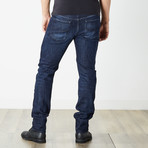 "Buster Reg Slim Tapered Jeans // Dark Blue // 32"" Inseam (28WX32L)"