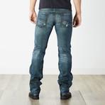 """Safado II Reg Slim Straight Jeans // Blue // 30"""" Inseam (28WX30L)"""