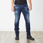 "Thavar I Slim Skinny Jeans // Dark Blue // 32"" Inseam (26WX32L)"
