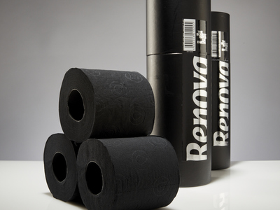 photo of Renova Tissue 3-Pack Gift Tube by Touch Of Modern