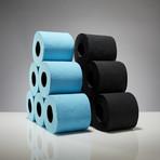 Renova Tissue 6-Pack // Black + Blue // Set of 2