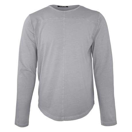 Ronin Long Sleeve // Gray (Small)