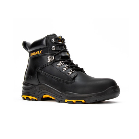 Bonanza // Men's 6'' Pro Boots // Black (US: 5)